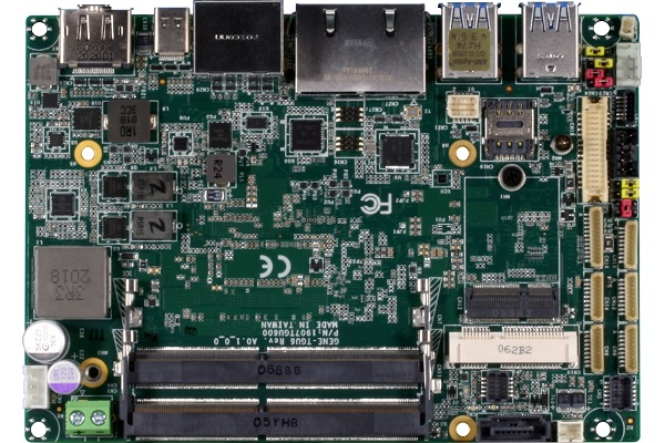 3.5� SubCompact Board with 11th Generation Intel� Core� i7/i5/i3/Celeron� Processor SoC